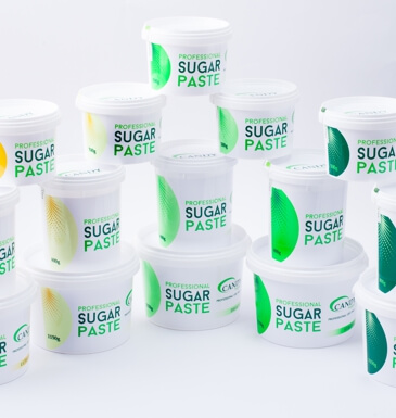 Sugar Paste EXTRA STRONG 1150g back